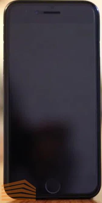 iphone 6s schermo nero ma acceso
