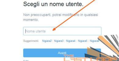 come cambiare il nome su twitter